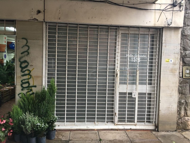Local al frente sobre vía publica, c/ primer planta, subsuelo y patio descubierto.