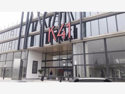 K41 Oficina Premium a estrenar en Francisco Alvarez, Moreno