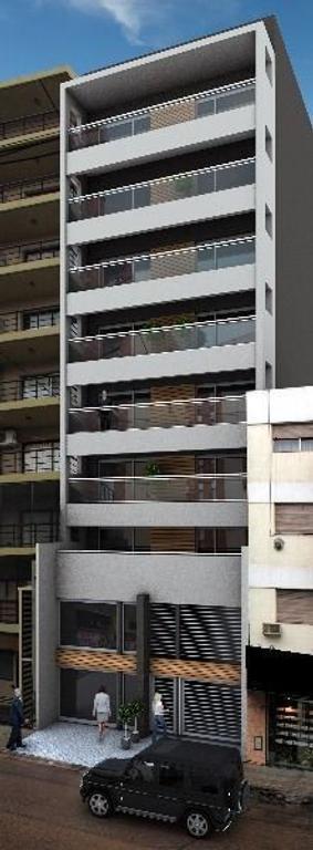2 ambientes a estrenar en Quilmes Ctro.