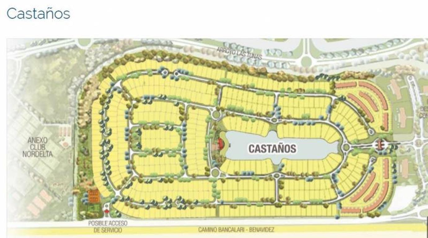 LOS CASTAÑOS PERIMETRAL