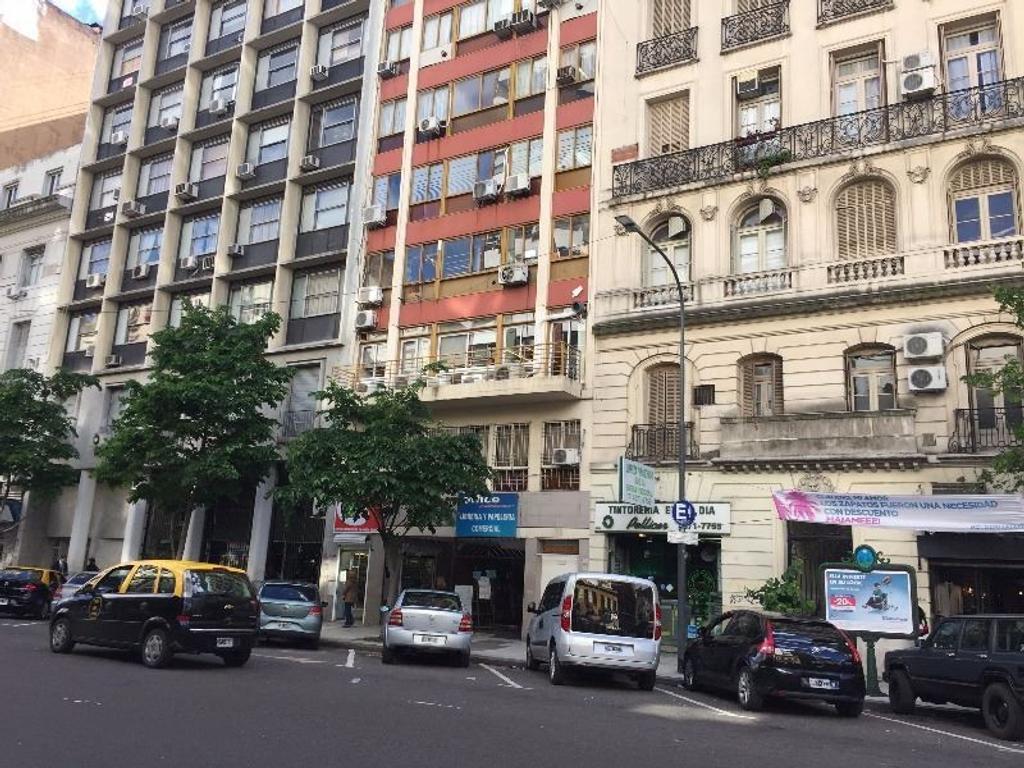 Uruguay y Viamonte Excelente oficina Tribunales ideal estudio abogados
