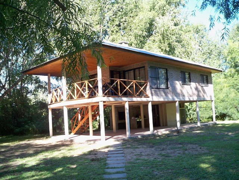 Venta de casa en el Delta Arroyo Espera
