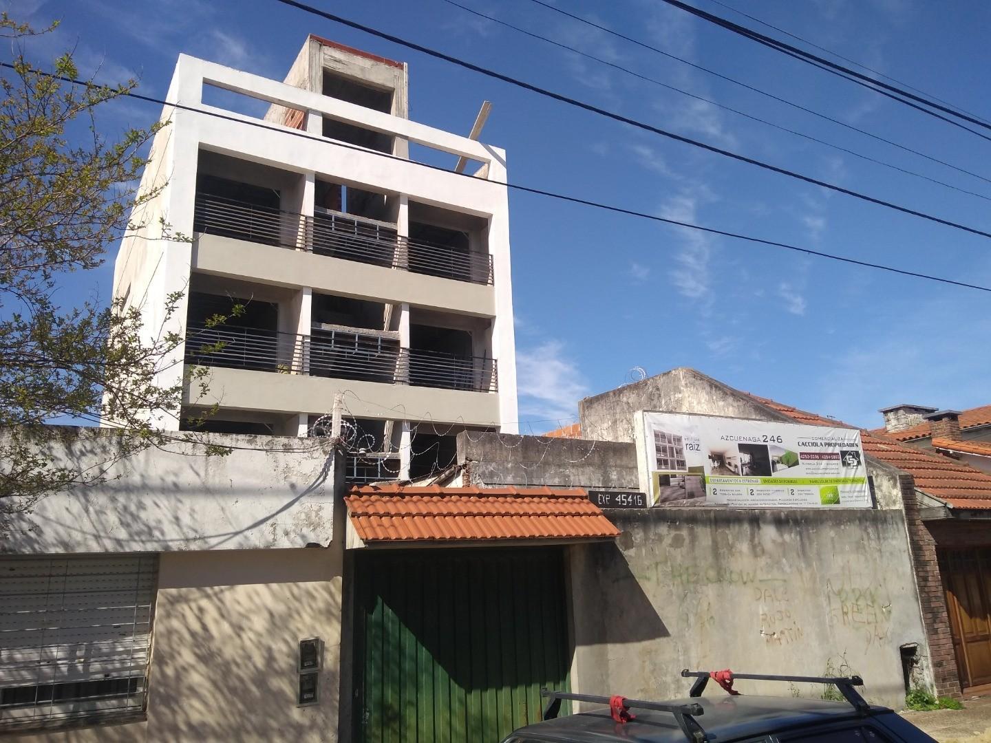 Departamento 1 ambiente + divisible con patio. EN CONSTRUCCION ANTICIPO + CUOTAS