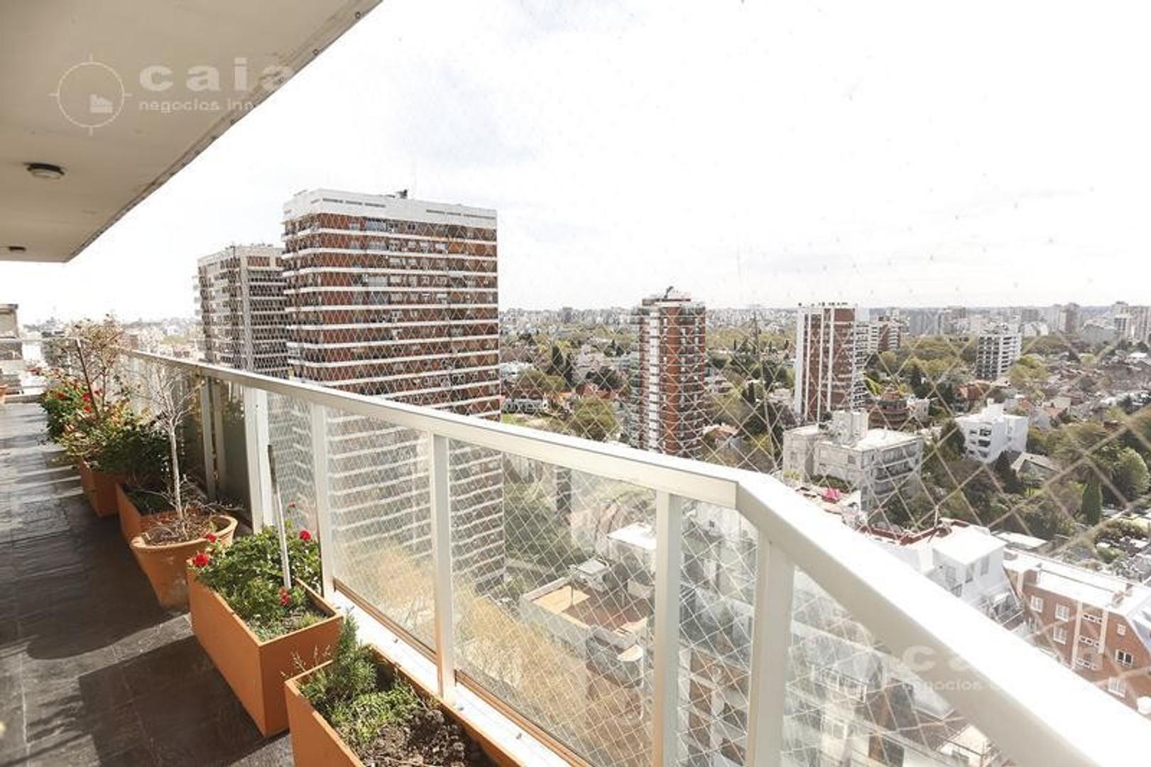 Departamento en Alquiler en Belgrano R - 6 ambientes