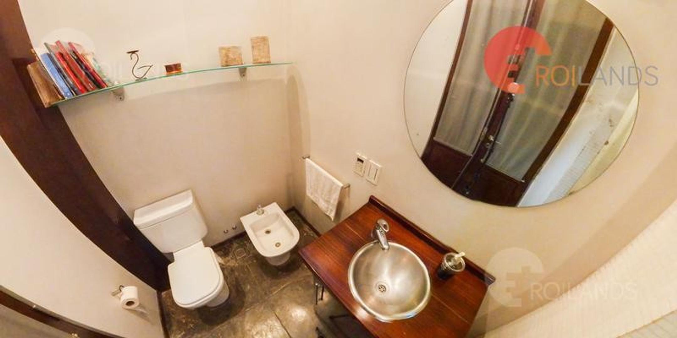 Ph en Boedo con 2 habitaciones