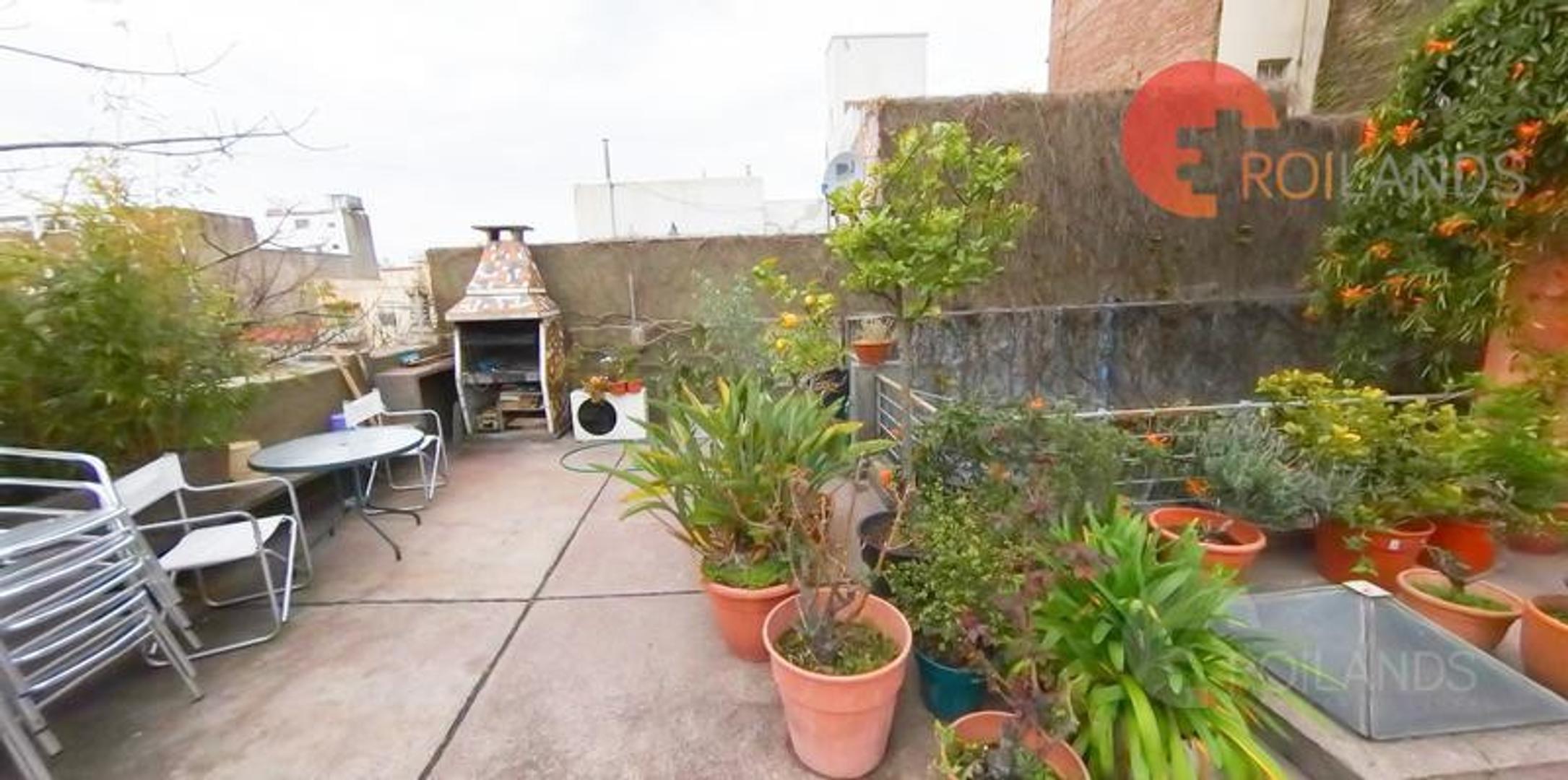 Venta Casa tipo LOFT de 2  plantas 3 ambientes y medio con patio y terraza Boedo - Foto 17