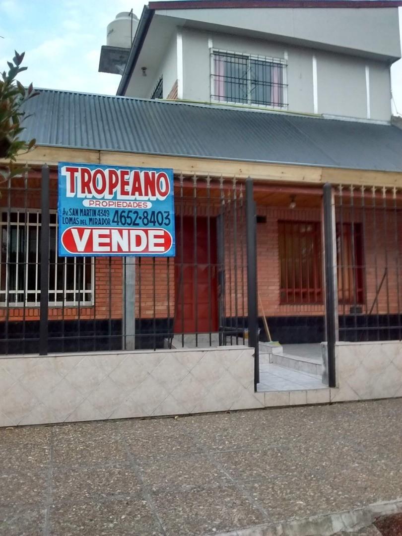 Casa en Venta en Tablada - 4 ambientes