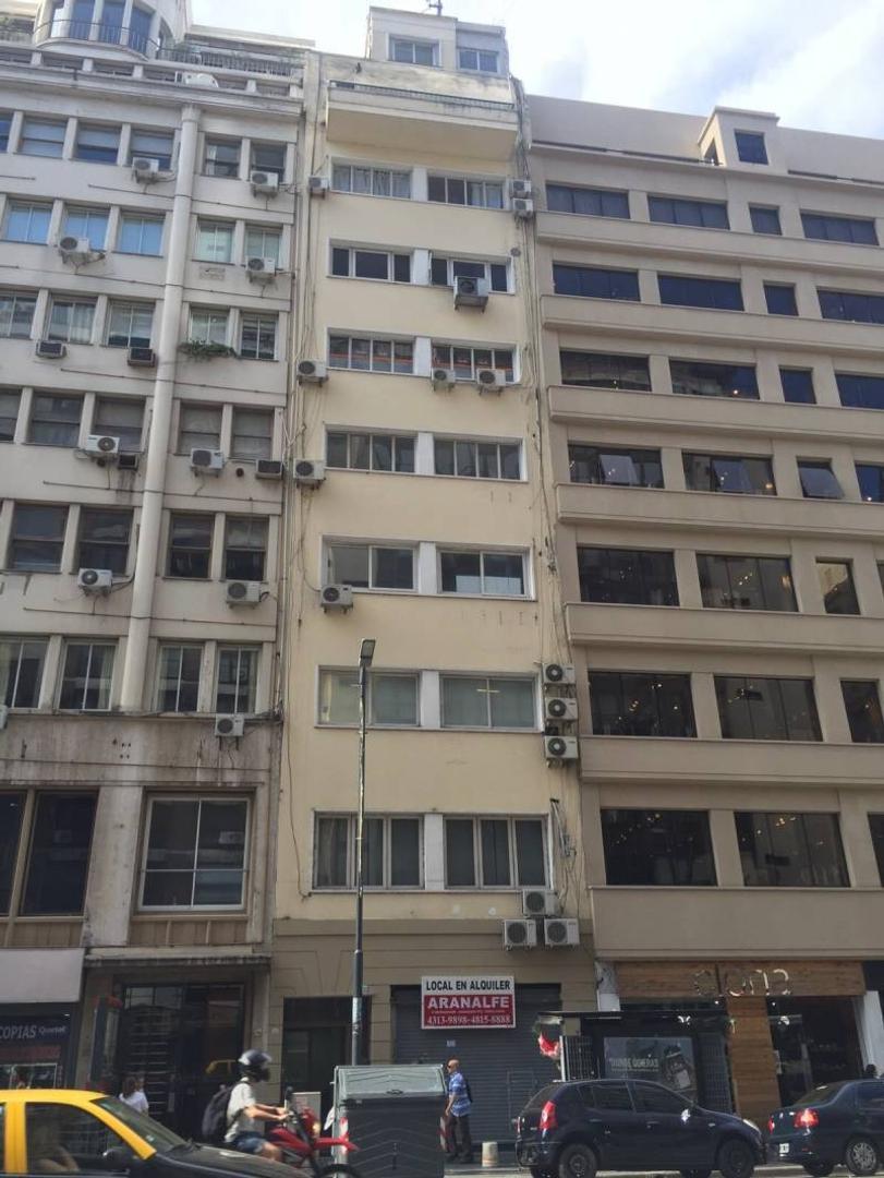 Edificio en Block. Con Renta. 11 plantas: Local en Pb y sot + 9 pisos de ofiinas
