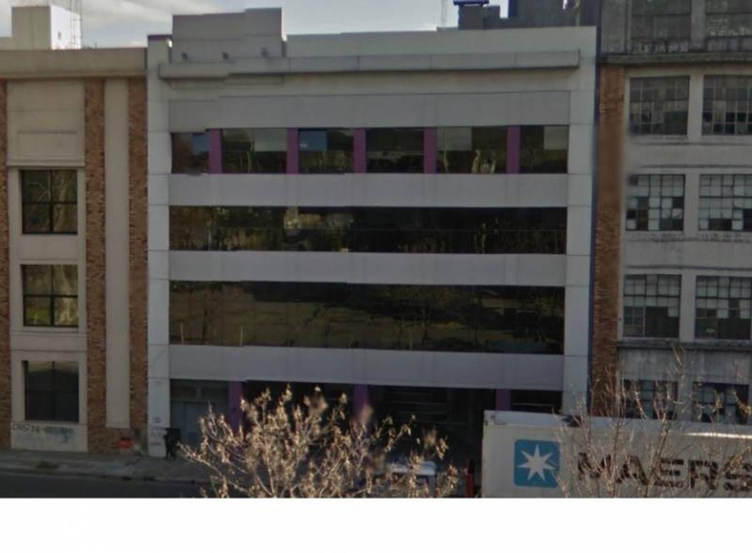 Edificio en block en venta en Puerto Madero