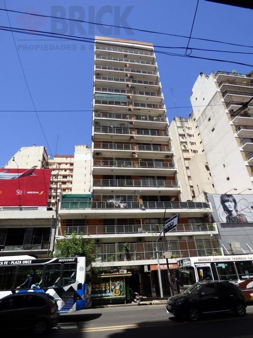 XINTEL(BRI-BR1-139376) Departamento - Alquiler - Argentina, Capital Federal - SANTA FE AV.  AL 2500