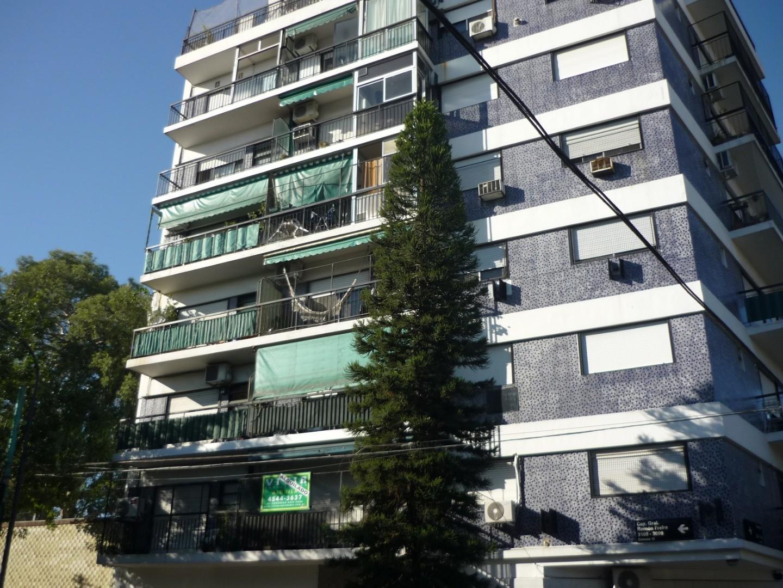 Depto 3 Amb Al Frente con Balcón, Luminoso y Buena Vista