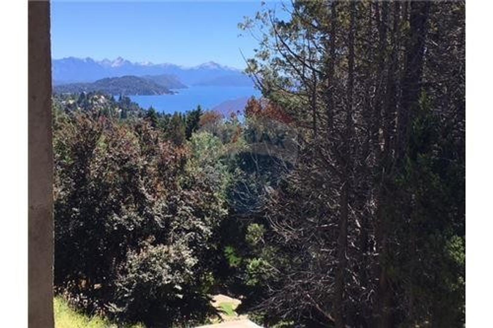 Monoambiente   de 38m2 con  vista  al lago