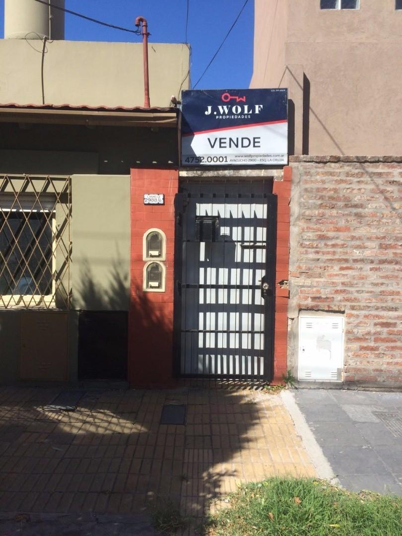 PH TRES AMBIENTES AL FONDO, SAN ANDRES