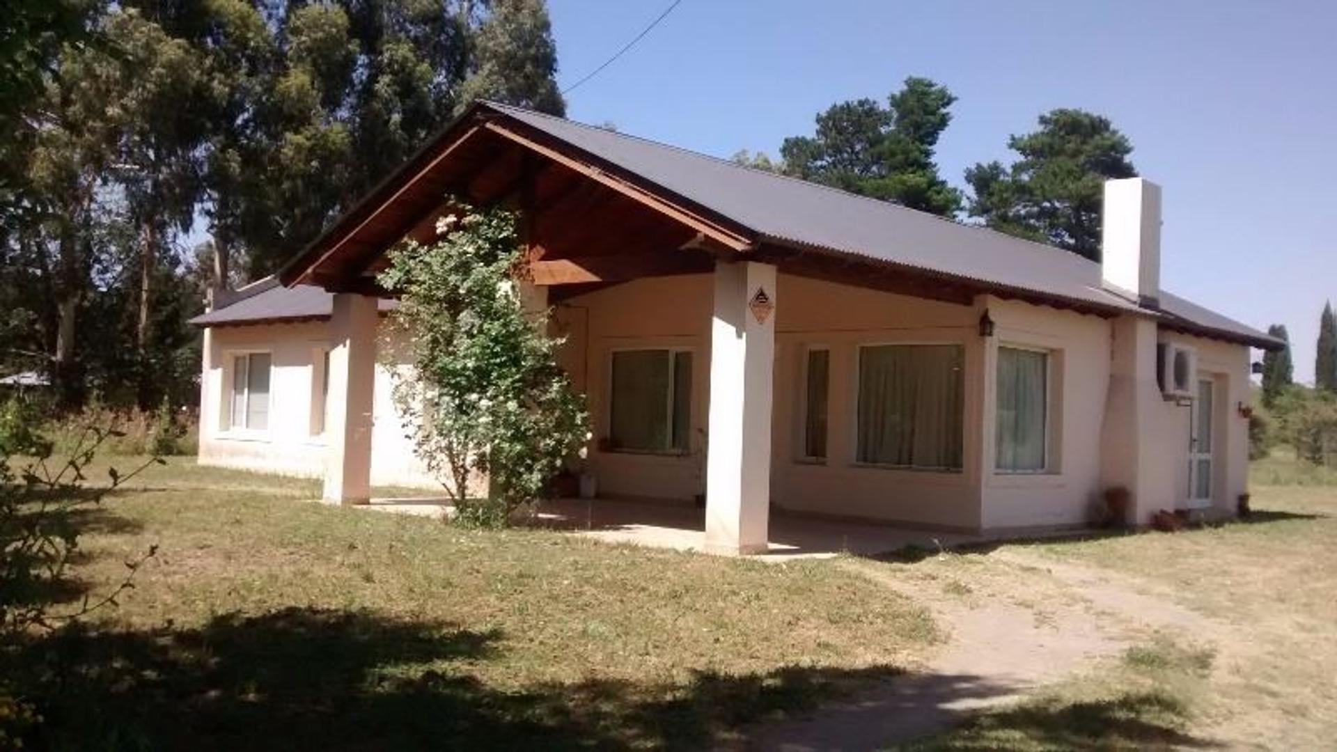 Casa en Venta - TANDIL - Zona LA RURAL -