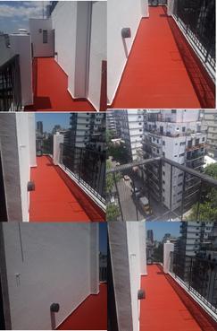 Alquilo depto Gral Lucio Mansilla 2980 , 9° piso con balcon terraza