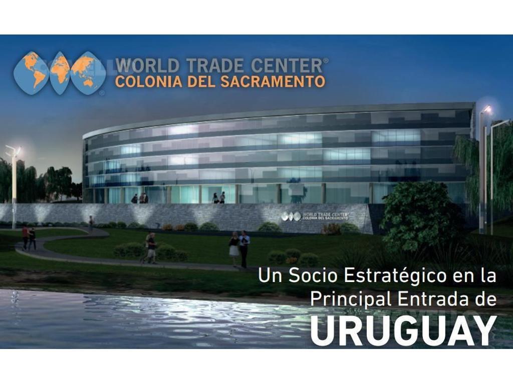 Venta Oficina World Trade Center - Colonia del Sacramento
