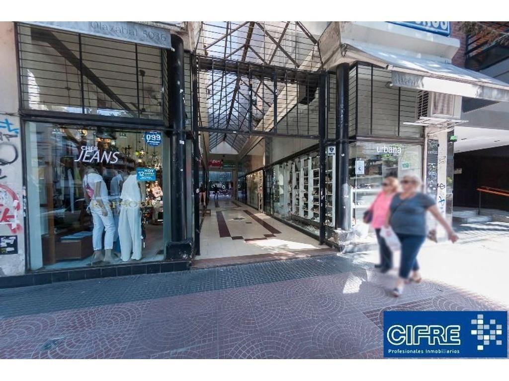 Local al frente con 4 oficinas y baño - Suc Villa Urquiza