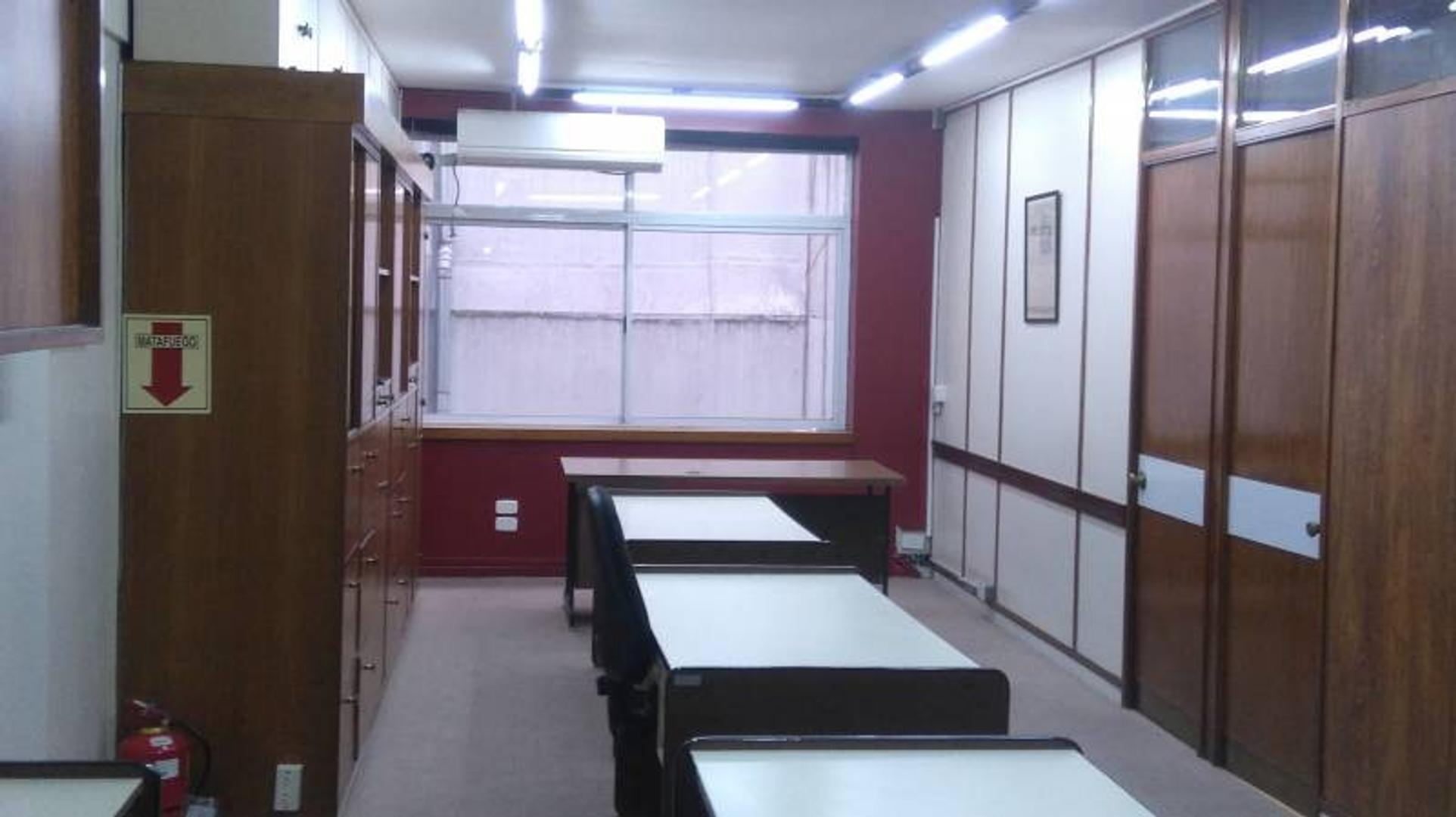 Alquiler de oficina en Microcentro