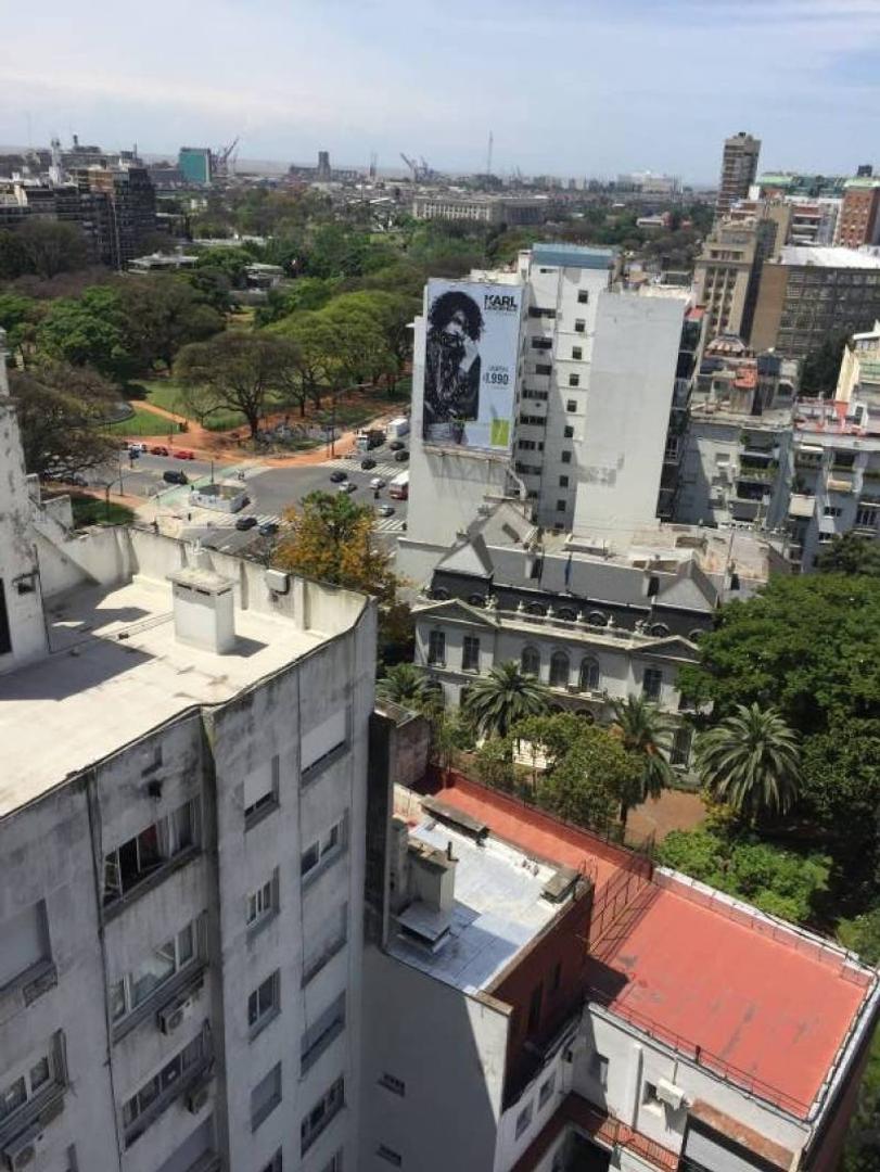 Excelente departamento en venta Avda. del Libertador y Ocampo. Palermo-Capital