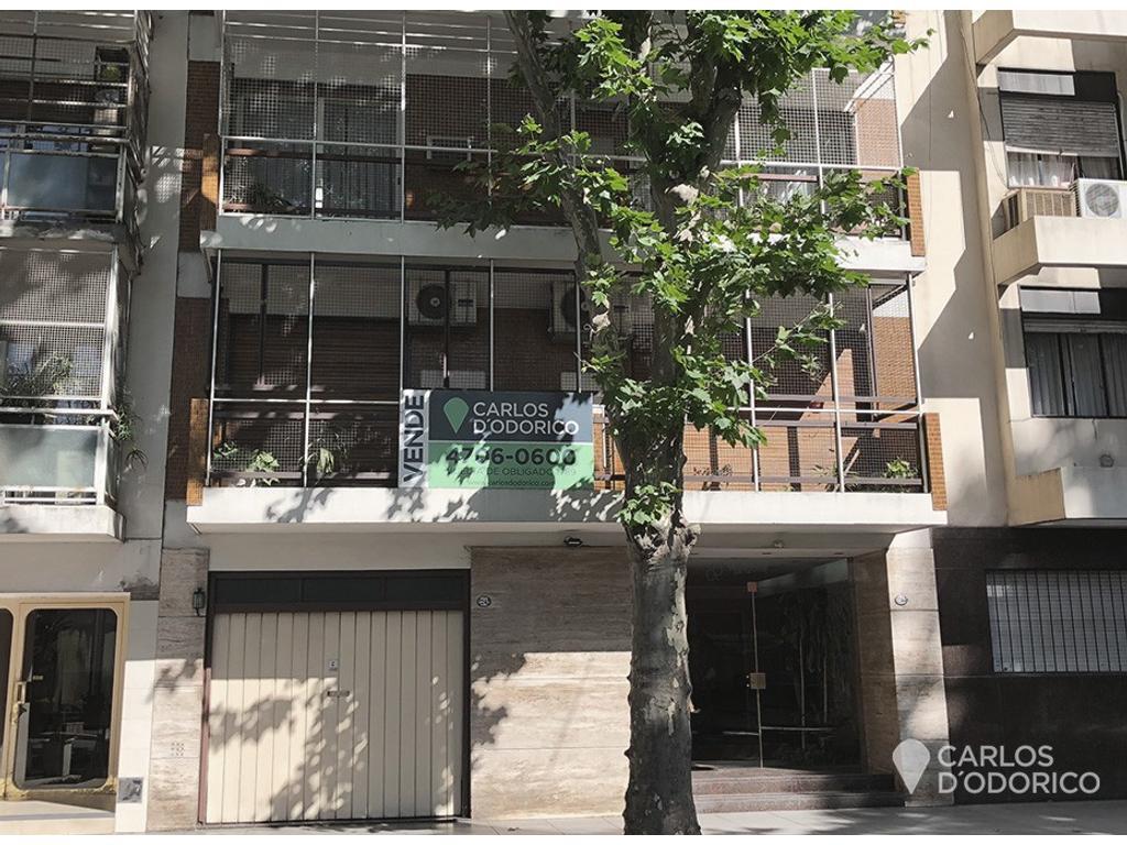 Depto. 3 dormitorios con dependencia- Teodoro García y 3 de Febrero