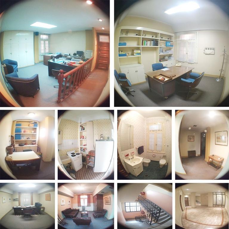 Destacado semipiso de oficinas con 3 despachos y sala de reunion