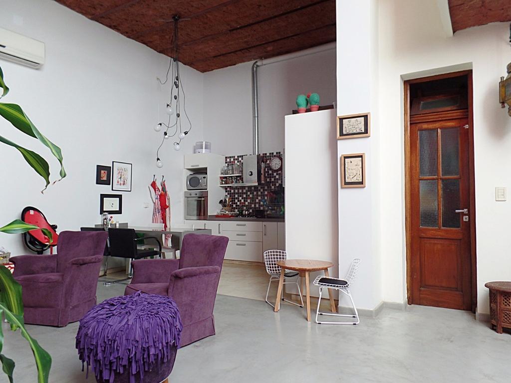 PALERMO Ph 3 amb con terraza en venta 112 m2 Cub 46 desc. Fitz Roy al 1900