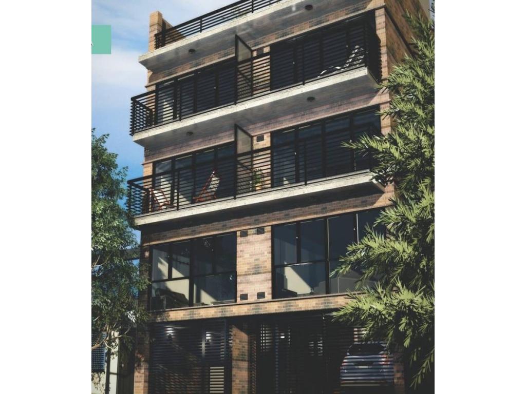 Unidad de 1 dormitorio de calidad constructiva ejemplar en Echesortu.