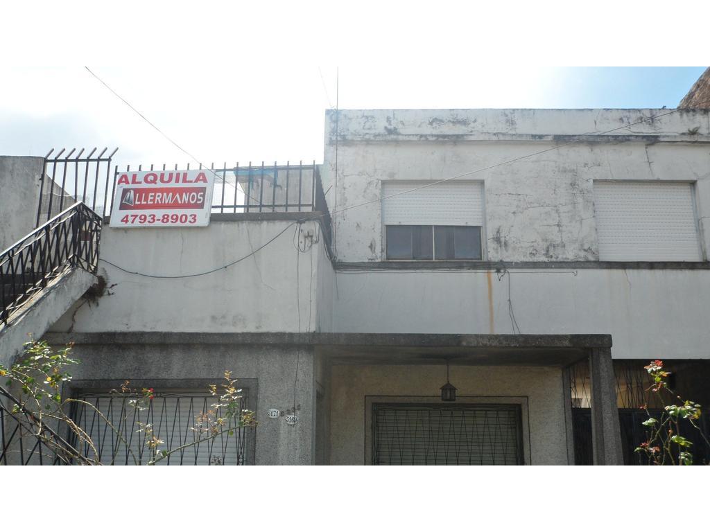 Alquila  Carapachay 3  Ambientes S/Expensas, Por escalera   Proximo Av.Parana 5' Panamericana