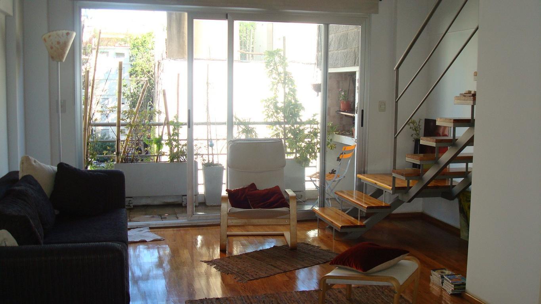 Precioso Loft 2  niveles ubicado en Palermo Soho listo para habitar