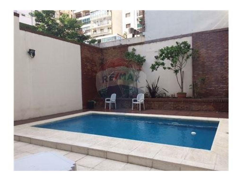 Monoambiente en venta en Palermo Balcon amenities