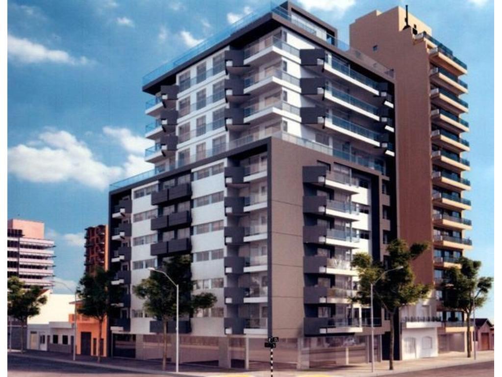 V.LURO-Boulevard RLFalcon y Corvalan-Dto.4 amb.A estrenar-Frente-Balcon-Cochera-Baulera(Categoria)