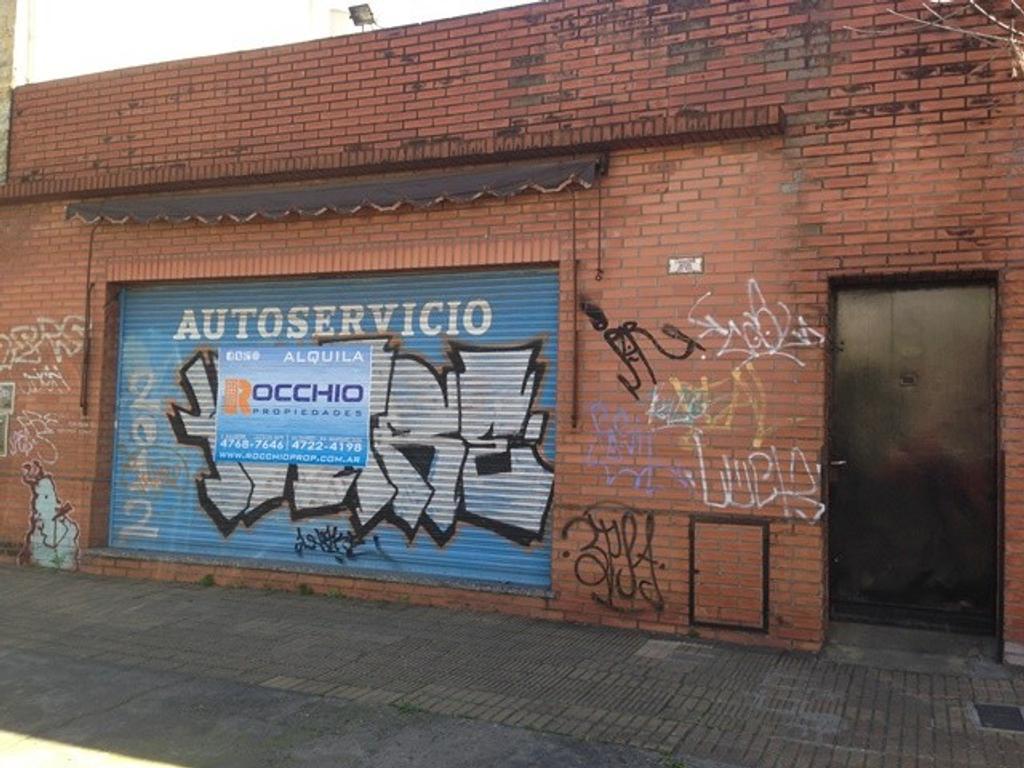 Local - Alquiler - Argentina, General San Martín - LAMADRID 2035
