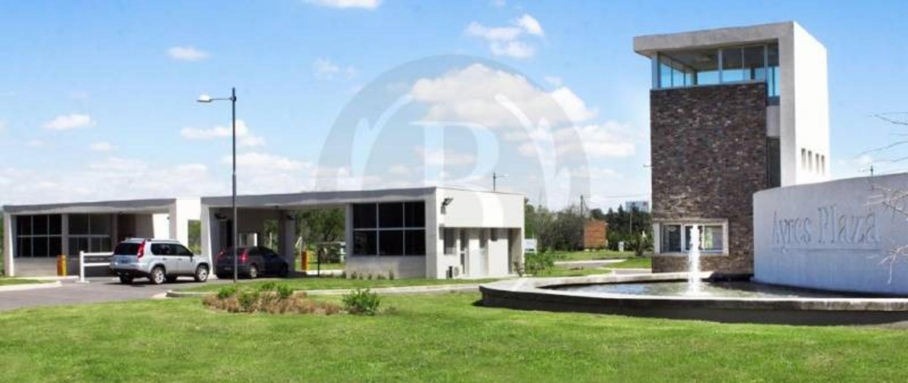 BUSTAMANTE PROP. barrio AYRES PLAZA - 1234 - escriturable apto crédito- Lote - Venta  - Pilar