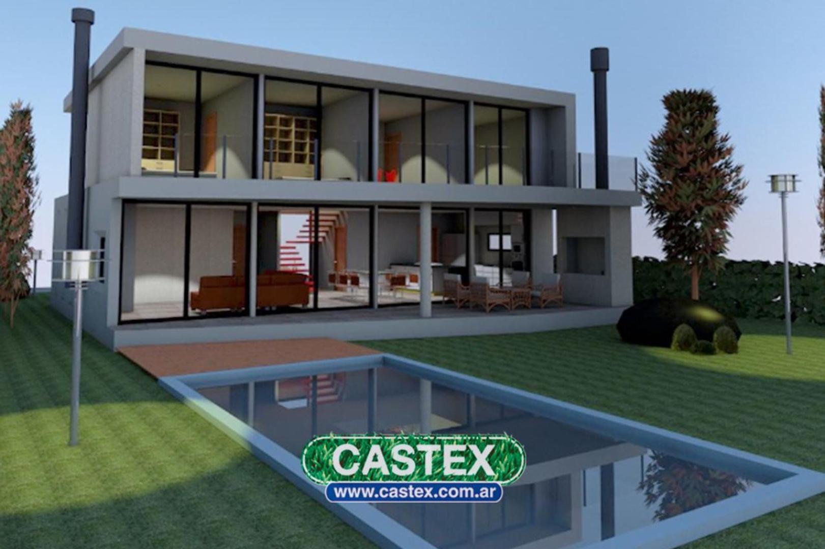 Hermosa casa de diseño en Puertos