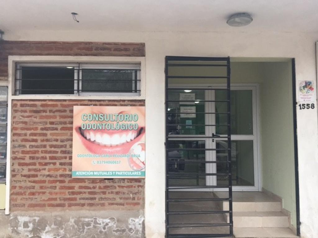CONSULTORIO MEDICO. SALA DE ESTAR.  KITCHINETTE Y BAÑO