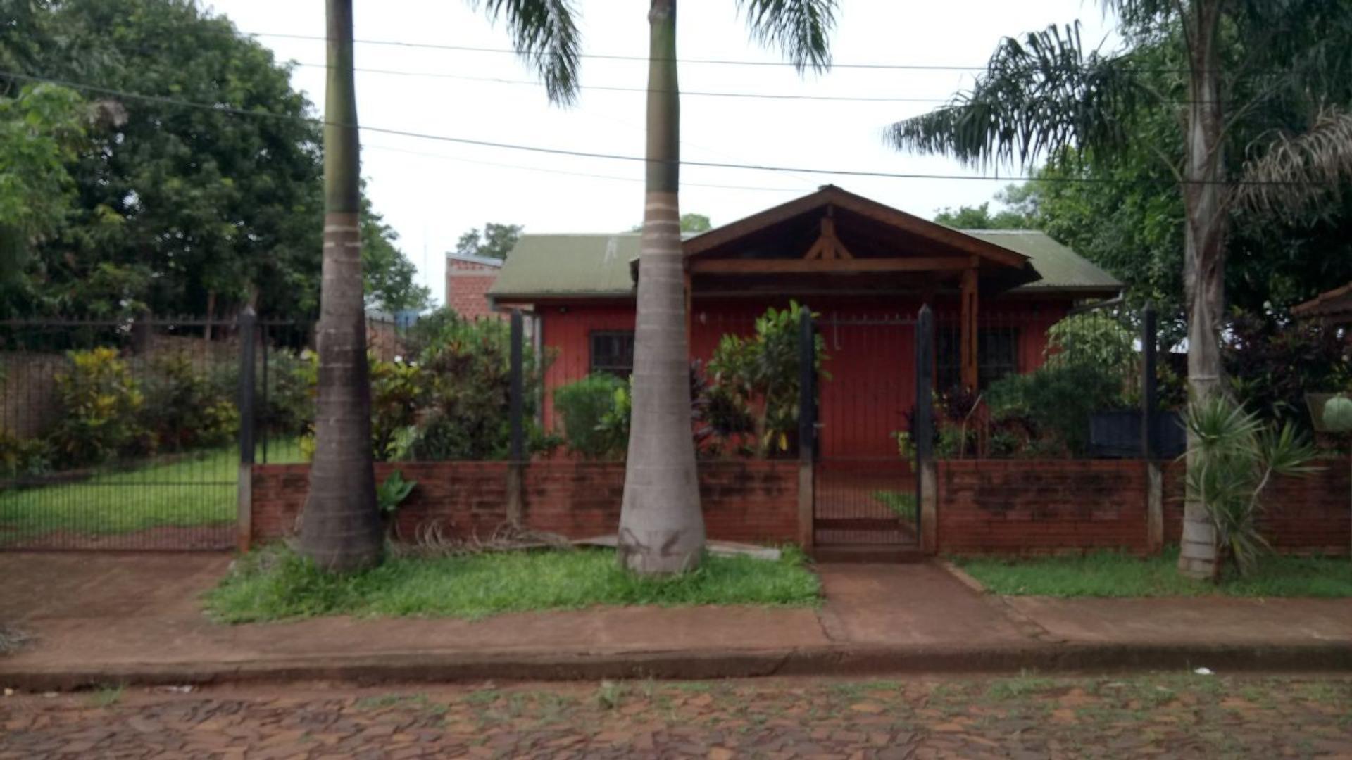 Casa en Venta en Puerto Iguazu - 4 ambientes