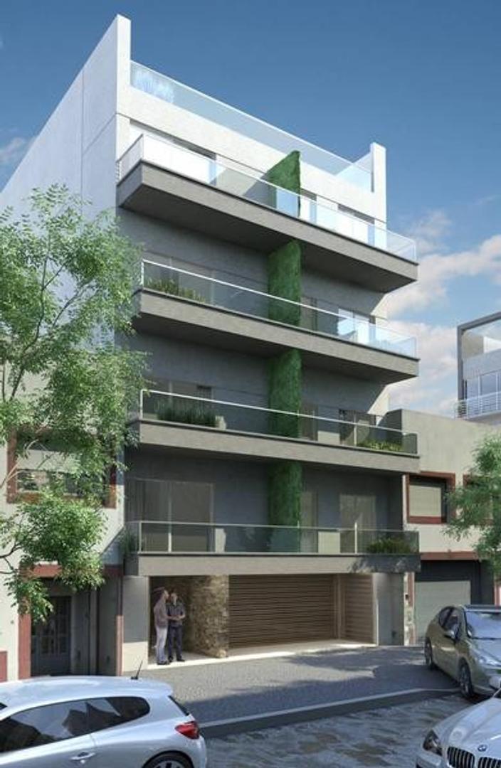 Amplio 1 amb con balcón y placard a mts Cid Campeador c/ amenities