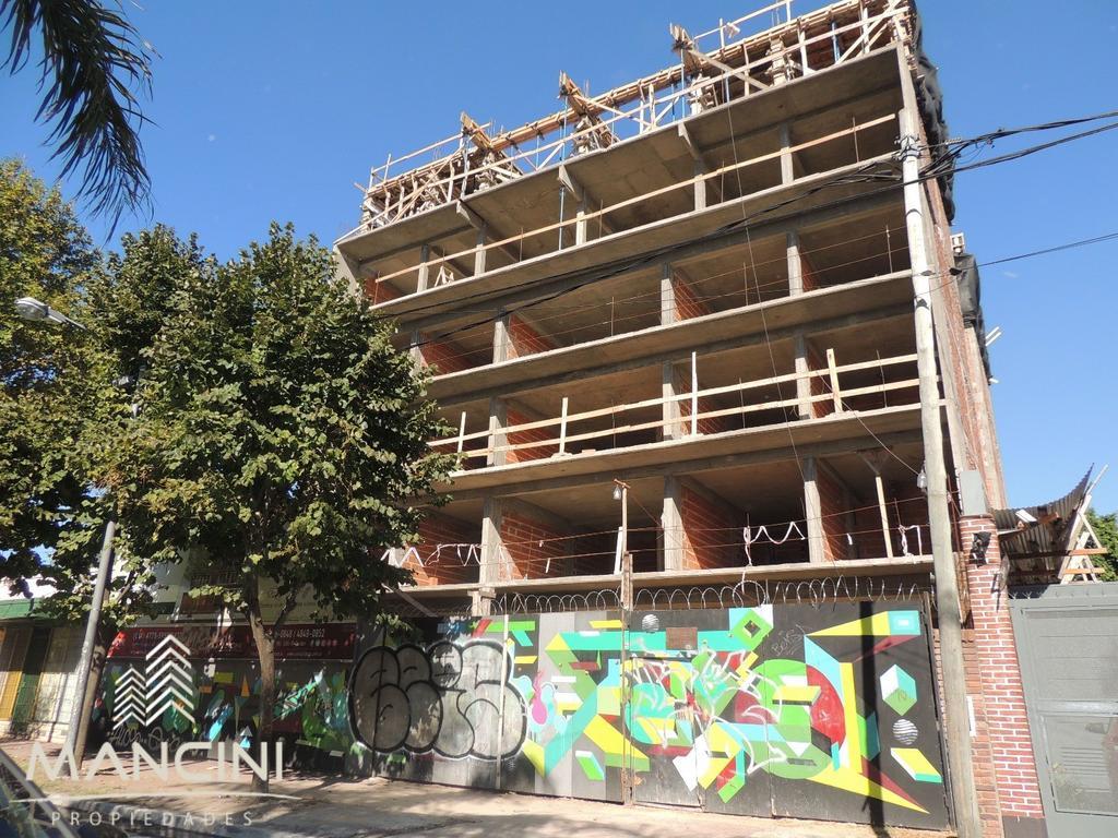Venta en Obra - Villa Ballester - Edificio Green Plaza - Monoambiente
