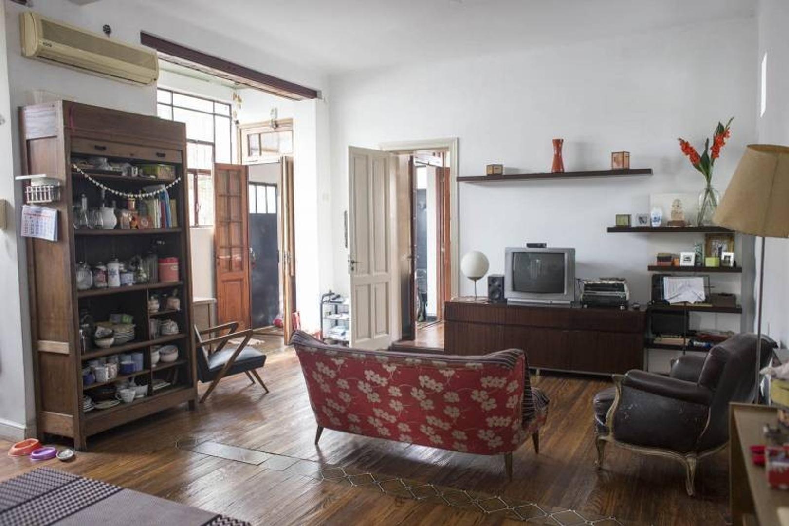 Venta PH 4 ambientes en Palermo con terraza