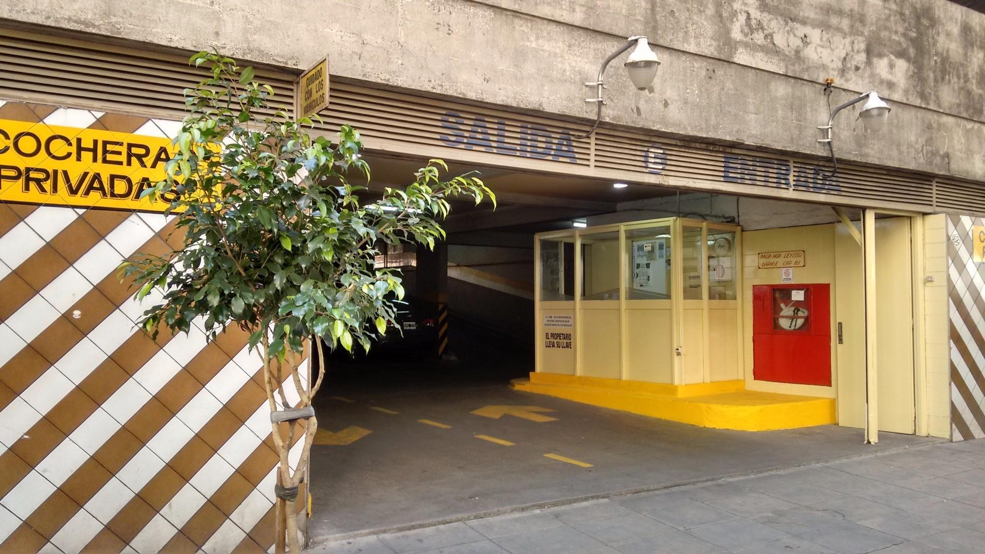 Venta Cochera Caballito (Media cuadra Village Caballito) (Accesible - Ley 5115 CABA)