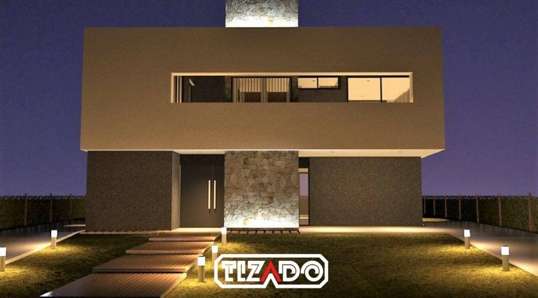 Tizado Pilar vende casa 4 ambientes en Barrio El Cantón, Escobar. - PIL3819_LP168958_1