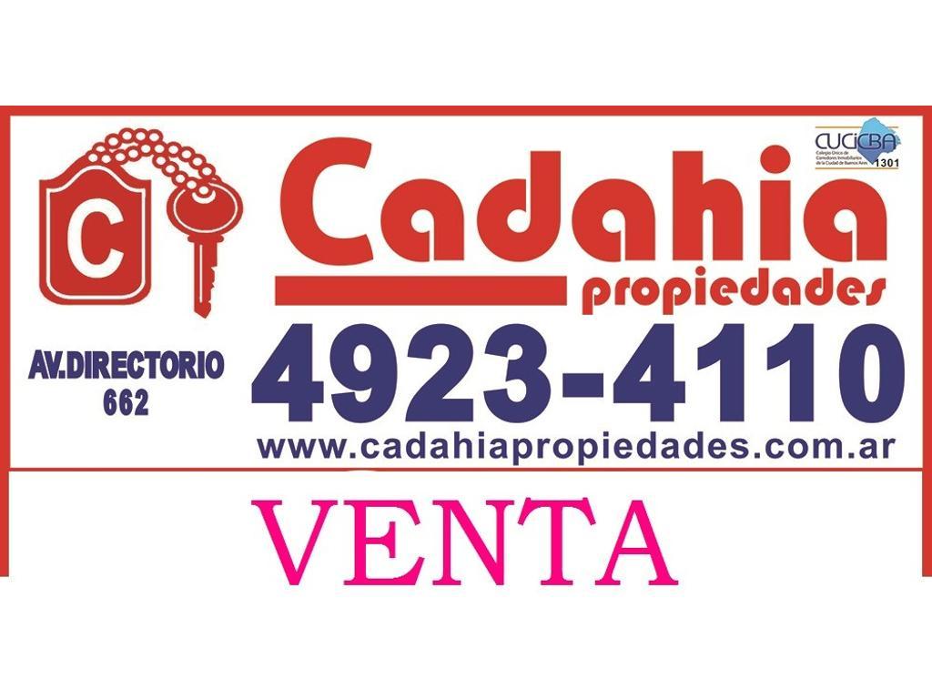 Lote 8,66 x 43,30***EN EL CORAZON DE CABALLITO