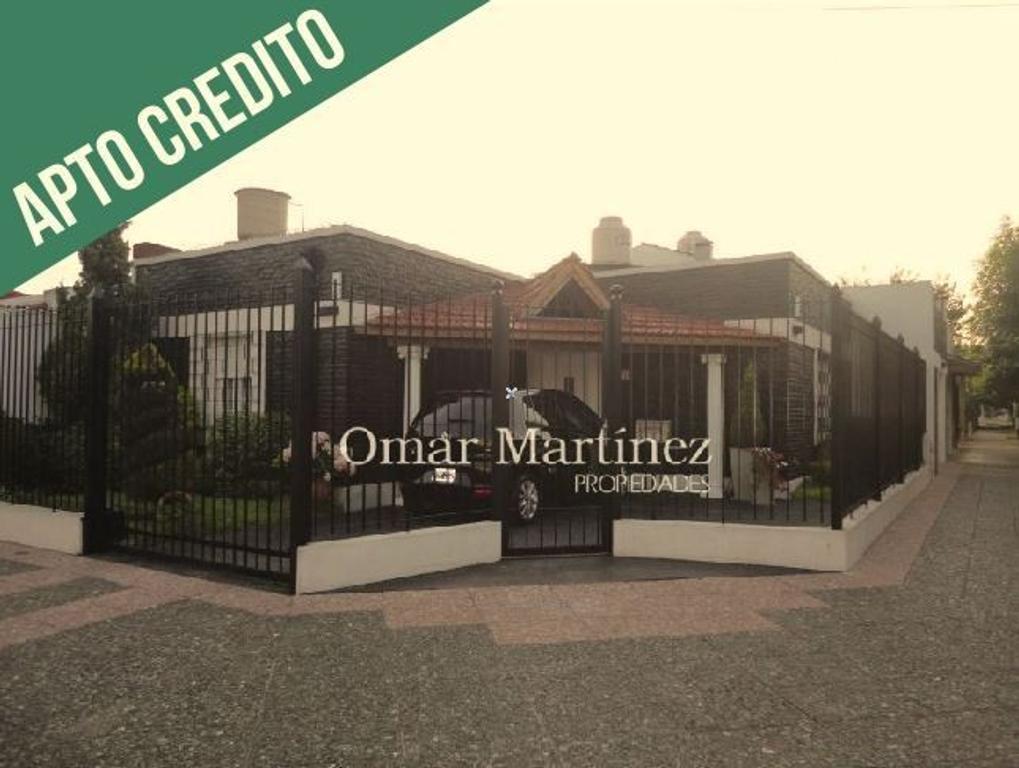 XINTEL(OMP-OMP-24) Casa Apto crédito en Caseros
