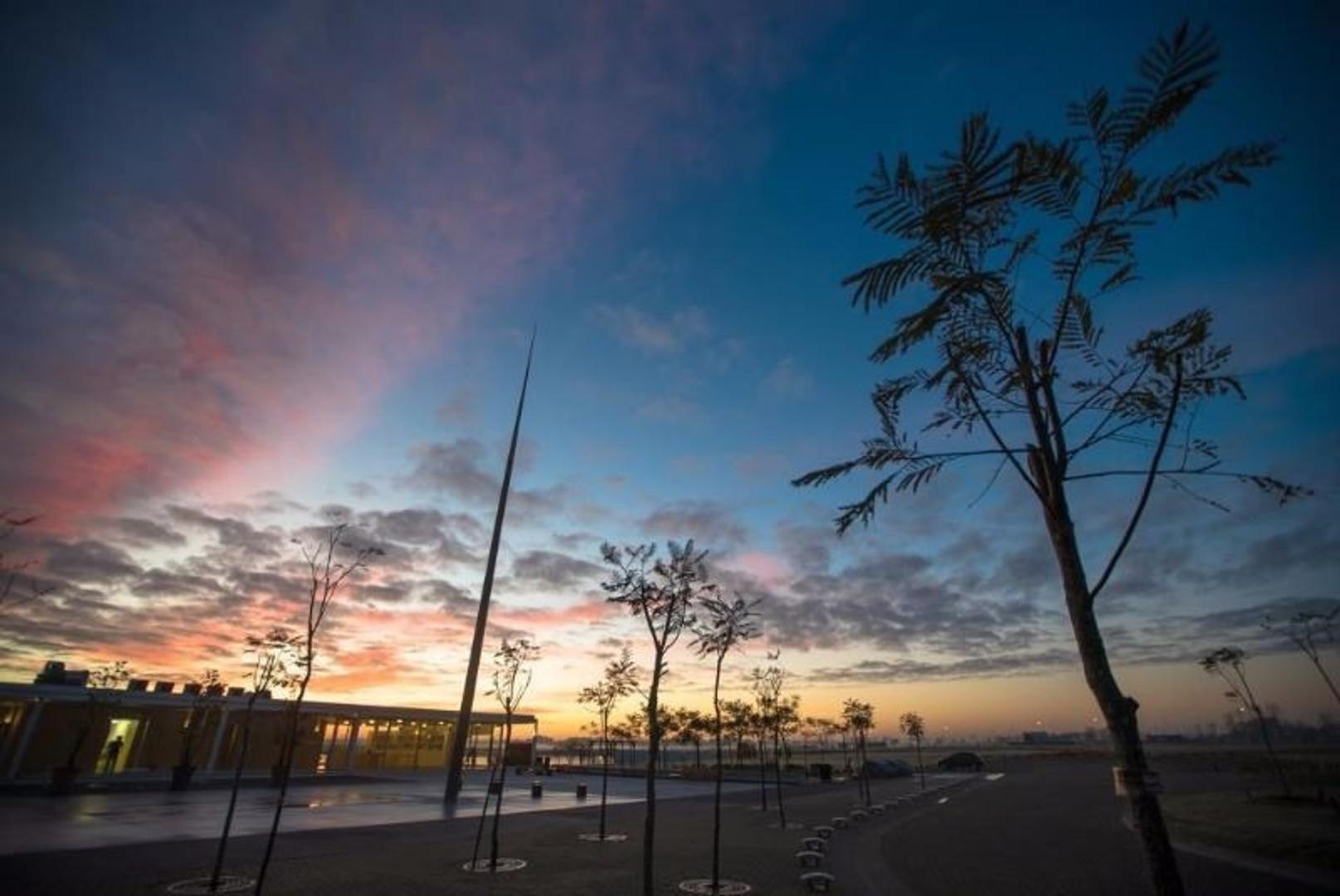 terreno en puertos del lago - barrio acacias - 600 m2
