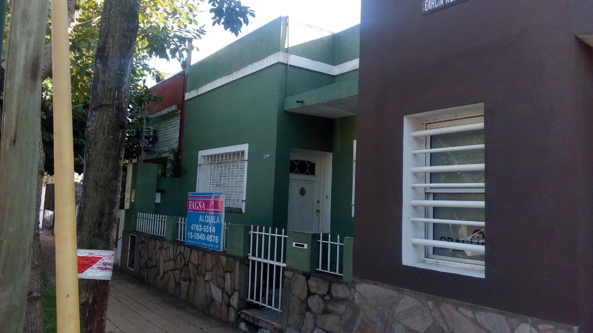 Casa en Alquiler en Martinez