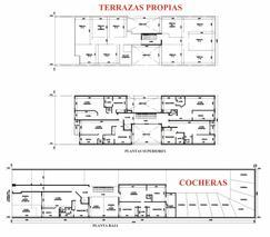 HERMOSOS DEPARTAMENTOS DE 2 Y 3 A ESTRENAR CON TERRAZA PROPIA Y COCHERA - ENTREGA FEBRERO 2018