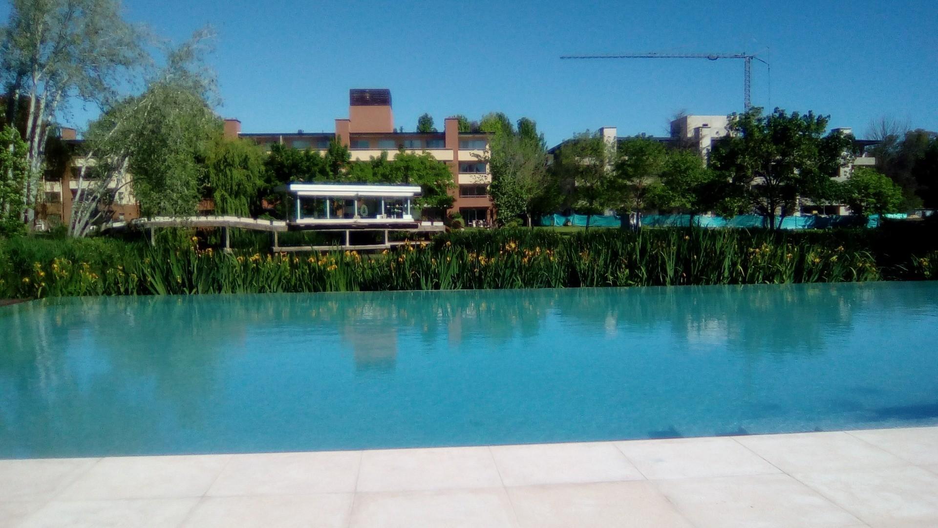 Ph en Alquiler en Villa del Lago - 3 ambientes