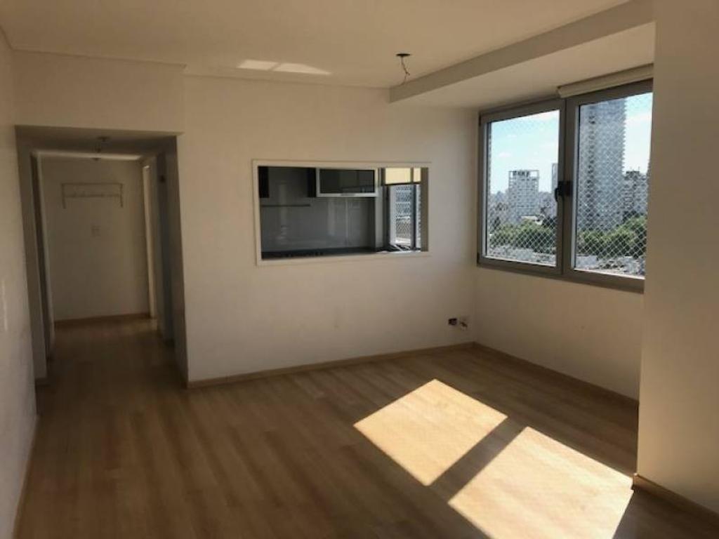 Oro 2200 excelente 3 ambientes con cochera en torre premium Full amenities