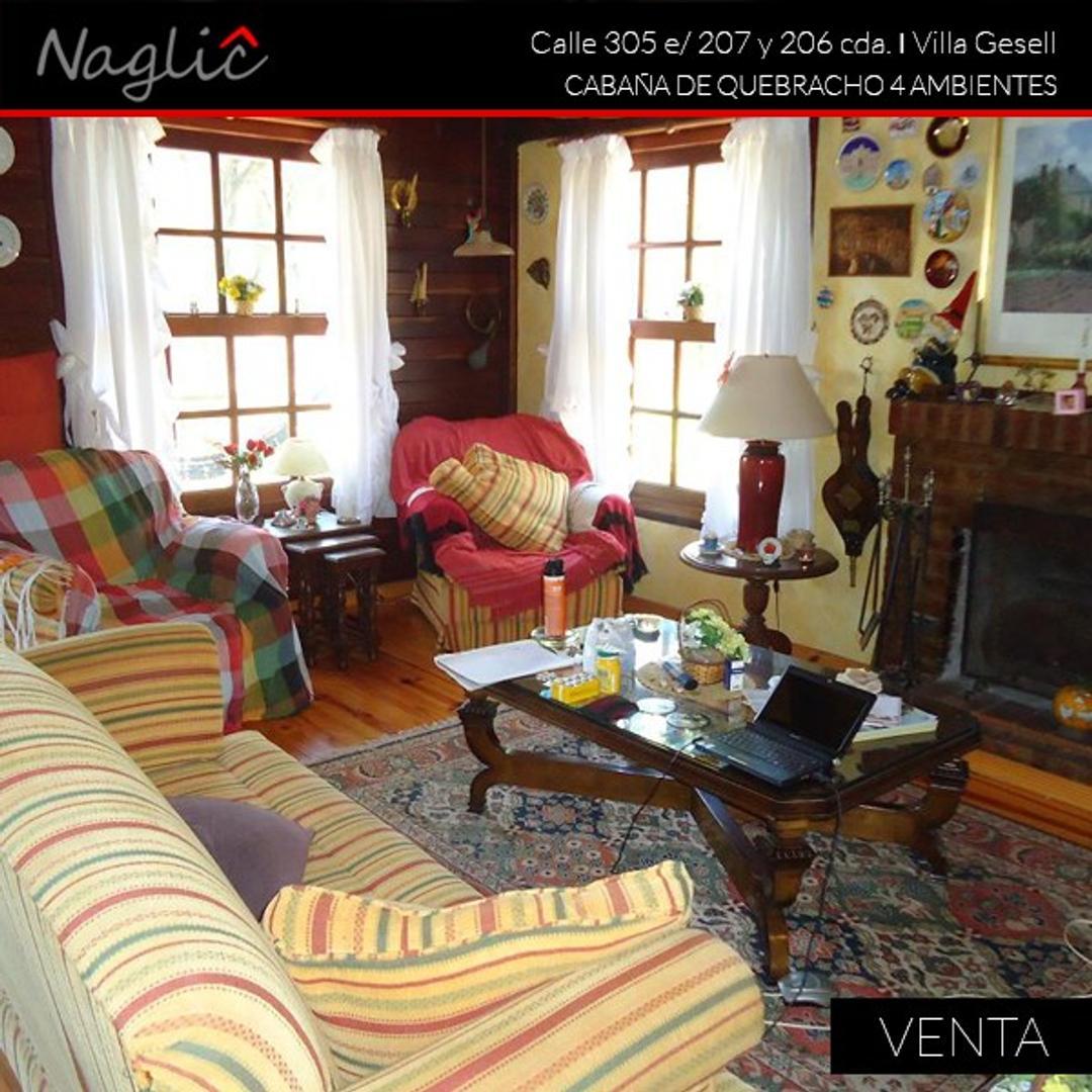 Casa en Venta en Villa Gesell - 4 ambientes
