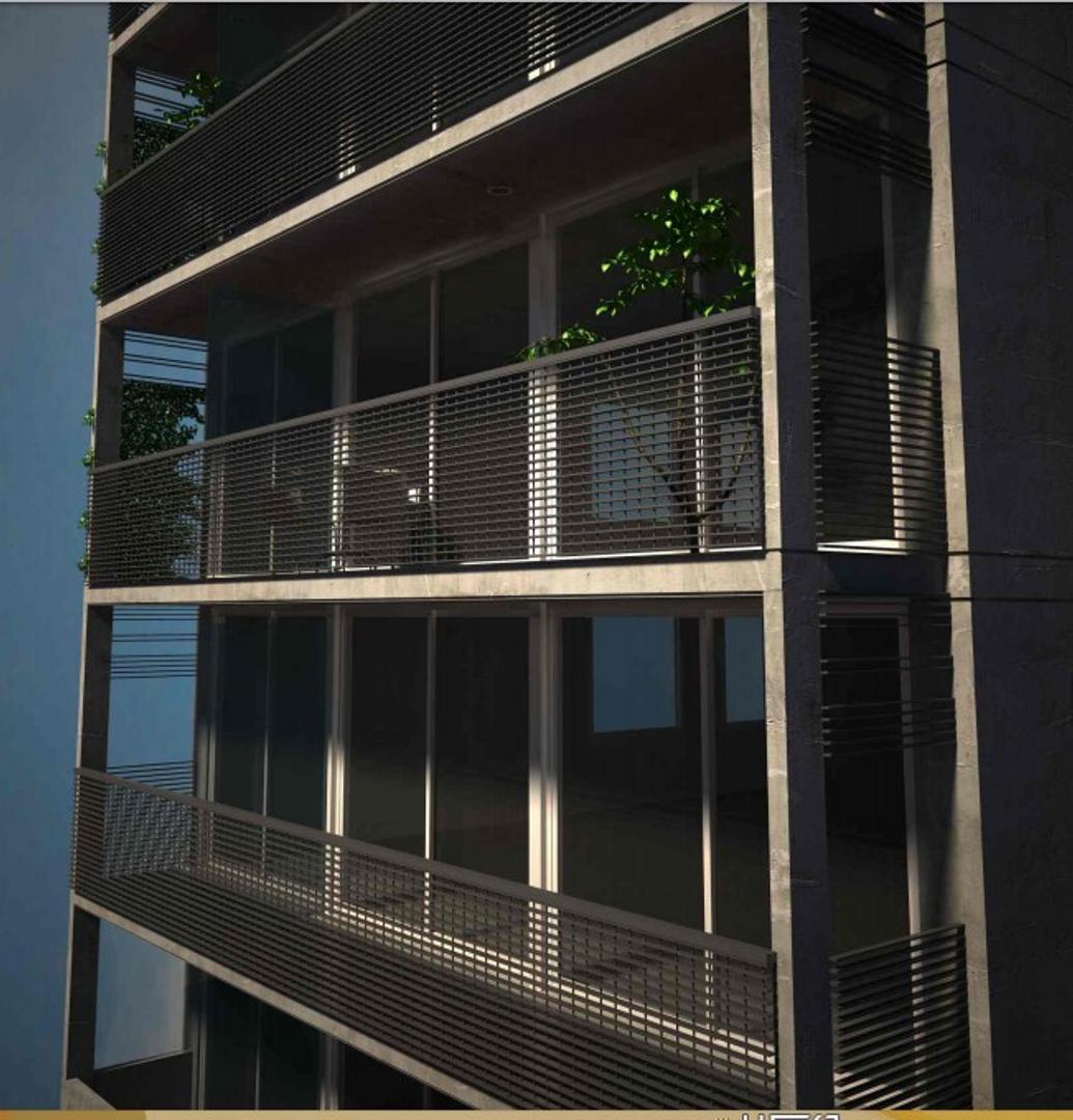 Departamento al POZO de 1 dormitorio, Francia al 700. 45m2.